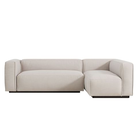 Cleon Small Modern Sectional Sofa