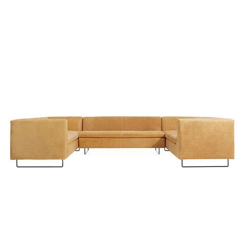 Bonnie & Clyde U-Shaped Sectional Sofa