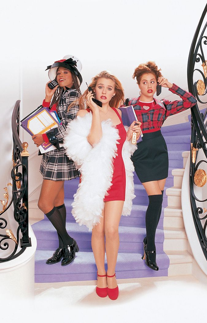 3 Clueless Halloween Costume Ideas That Are So Simple Who What Wear