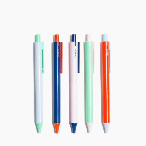 Colorblock Gel Pen