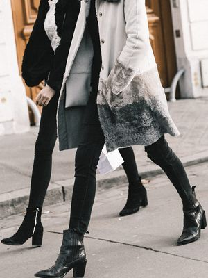 The Ankle Boots Everyone Purchased in 2017