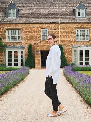Found: Where It Girls Actually Go on Vacation in England