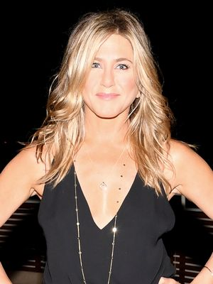 Jennifer Aniston Wore a Naked Skirt, and We're Wowed