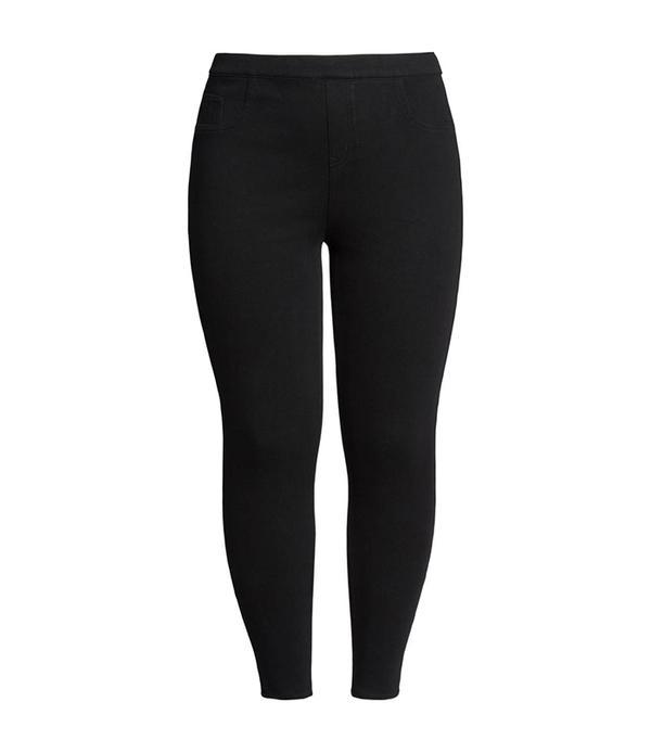 Plus Size Women's Spanx Jean-Ish Leggings