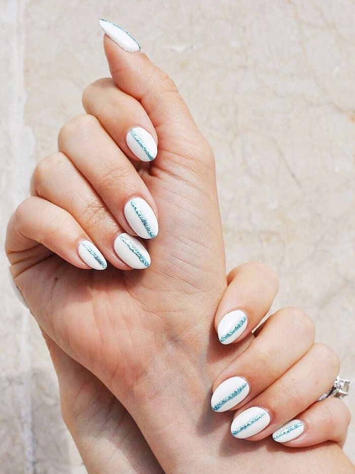 10 Simple Nail Designs You Can Do on Your Own | Byrdie