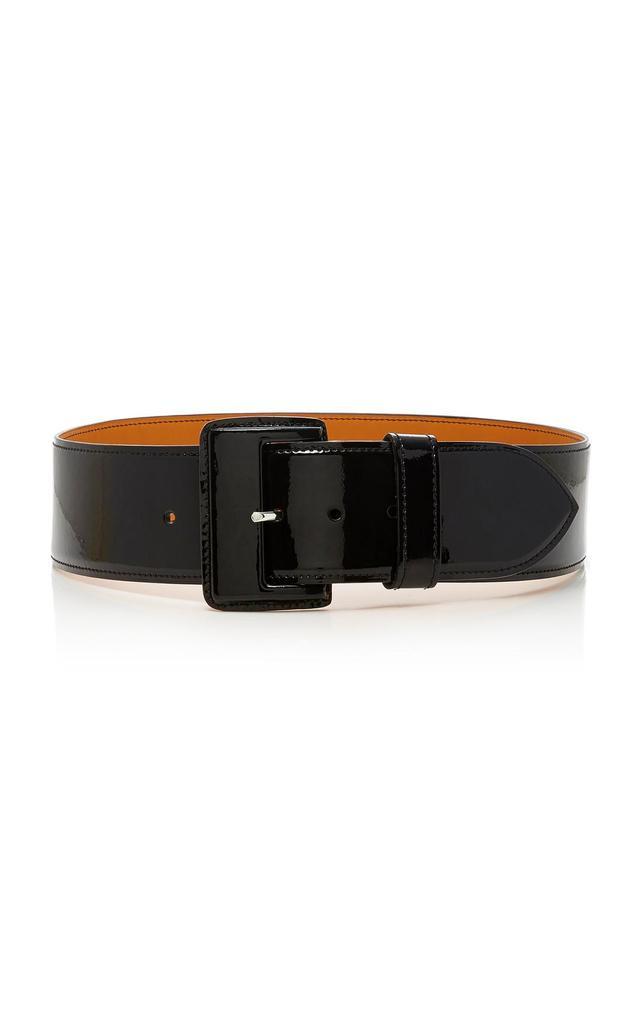 Patent-Leather Belt