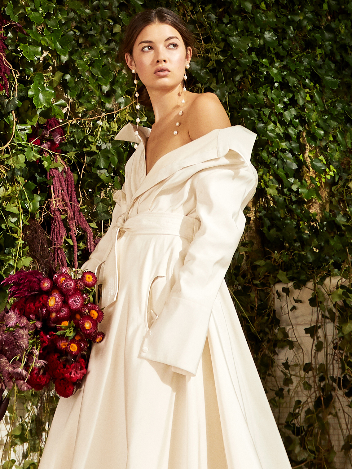 The Prettiest Wedding Dresses of Bridal Fashion Week | Who What Wear