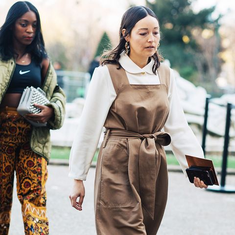 Yes, You Can Wear Overalls in the Fall and Winter—Here's How