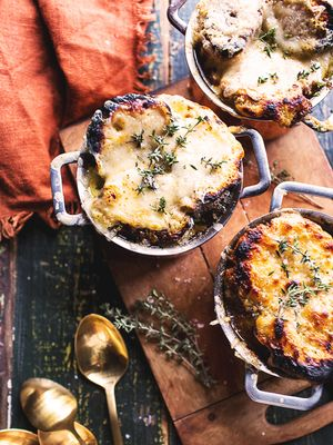 3 French Onion Soup Recipes to Get You Through Winter