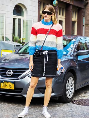 The Sweater Trend We're Seeing Everywhere