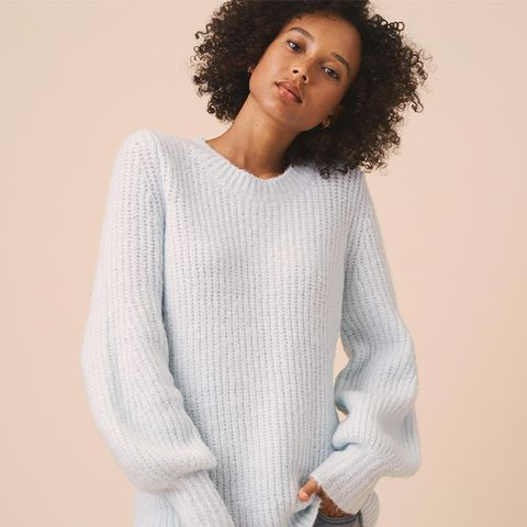 Blousy Sweater