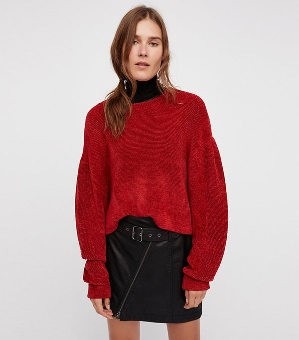 Catch Me Outside Sweatshirt by Free People