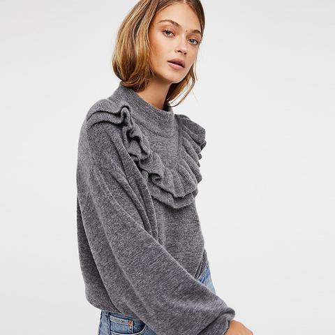 The Ruffles Sweater