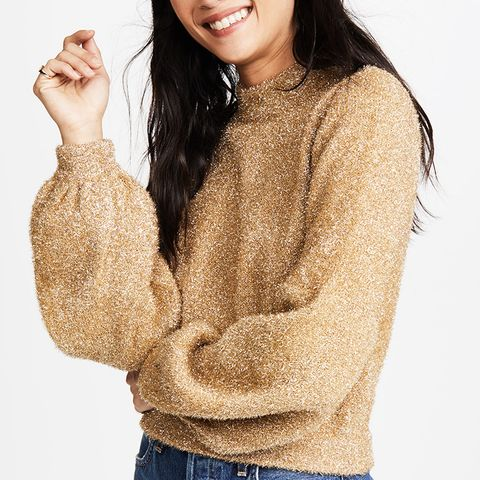 Restless Knit Pullover