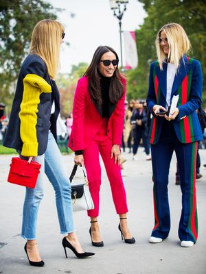 It's Official: These Net-a-Porter Buyers Have Our Fantasy Wardrobes