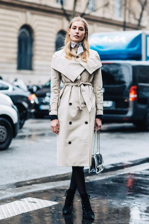 Trench coats are the fashion girl's raincoat of choice. Go classic or try this season's reimagined styles with captivating details. Whichever you choose, a trench will add sophistication to any...