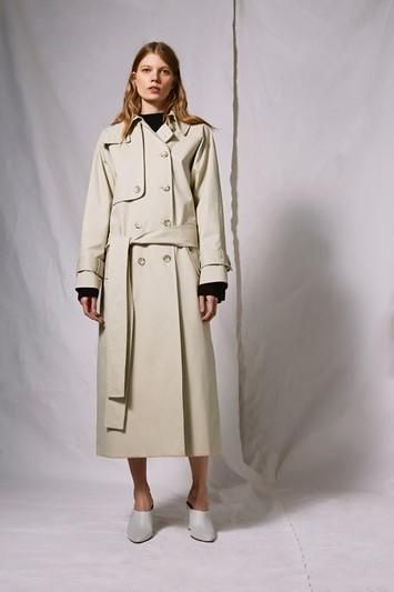 Topshop Boutique Ultimate Trench Coat