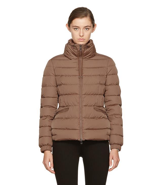 Moncler Pink Down Irex Jacket