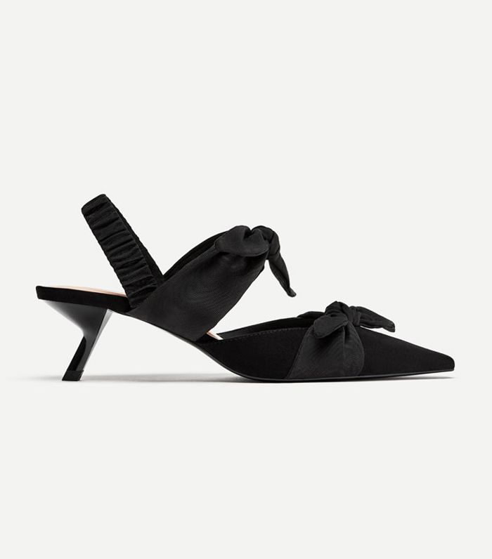 Zara's TRF Shoes Collection Is