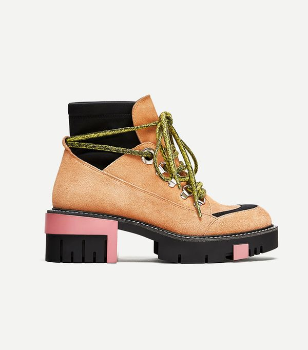 Zara S Trf Shoes Collection Is Incredible Whowhatwear Uk