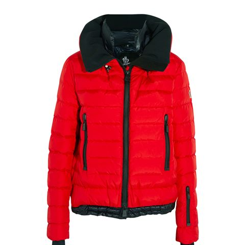 Vonne Quilted Shell Down Jacket