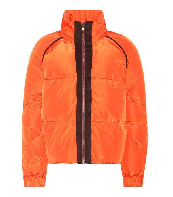 Best Ski Jackets: Ganni Fountain Down Coat