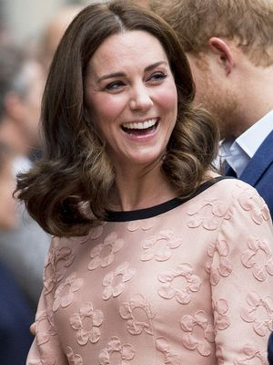 Kate Middleton's Latest Maternity Look Is So Flattering