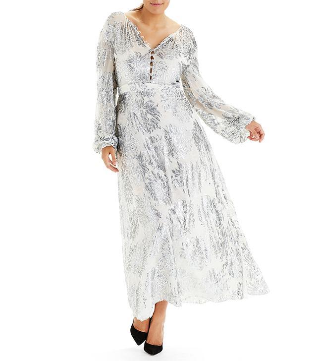 Prabal Gurung Long Sleeve Dress