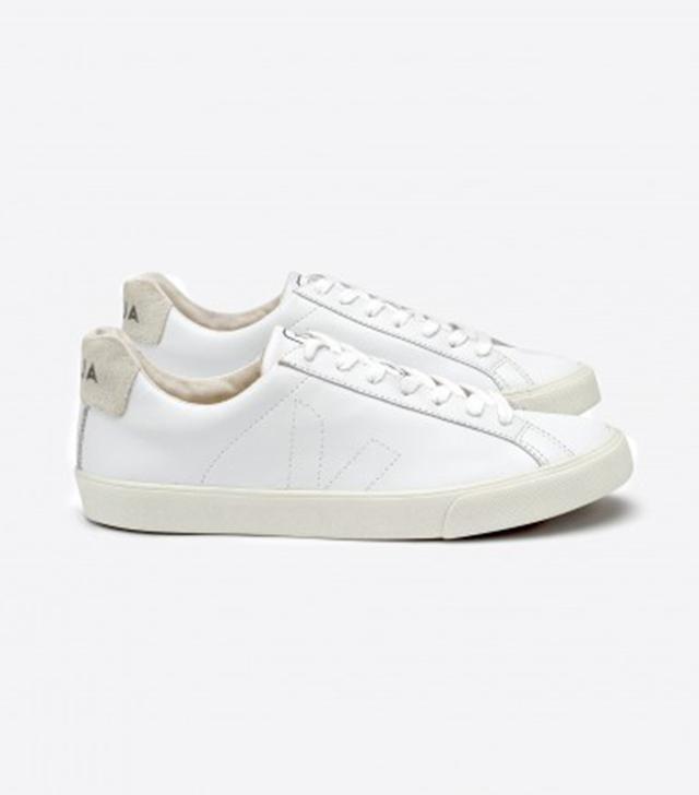 Veja Esplar Leather White Sneakers