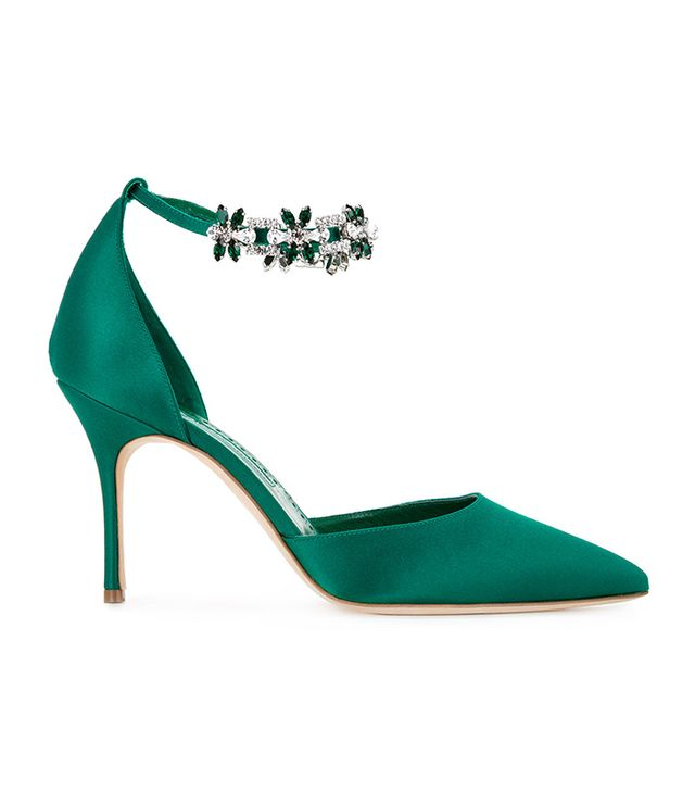 history of Manolo blahnik