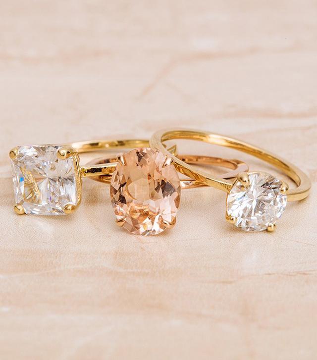Après Jewelry The Stella Ring Oval