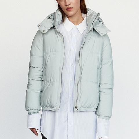Short Puffer Coat