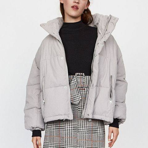 Limited Edition Oversized Short Puffer Jacket