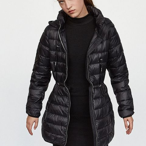 Ultra-Lightweight Long Jacket