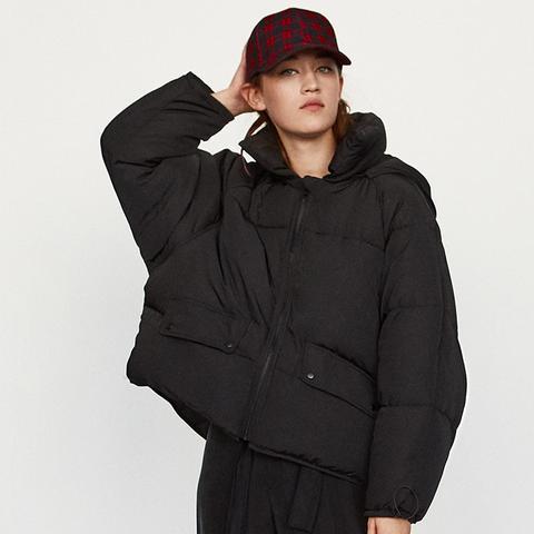 Water Resistant Puffer Jacket