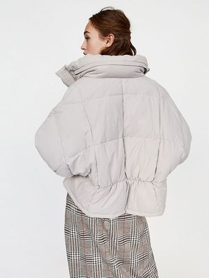Zara Has the Coolest Winter Coats Right Now