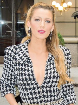 Blake Lively Wore 3 Completely Different Outfits Before Noon