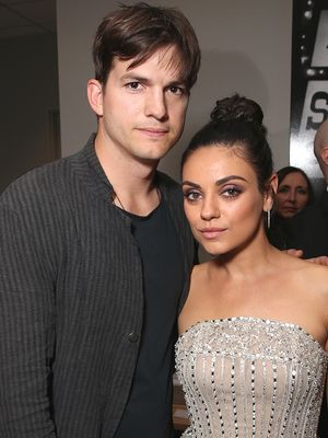 Why Mila Kunis and Ashton Kutcher Never Post Photos of Their Children