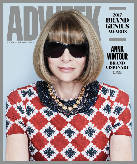 Anna Wintour Adweek Cover Interview