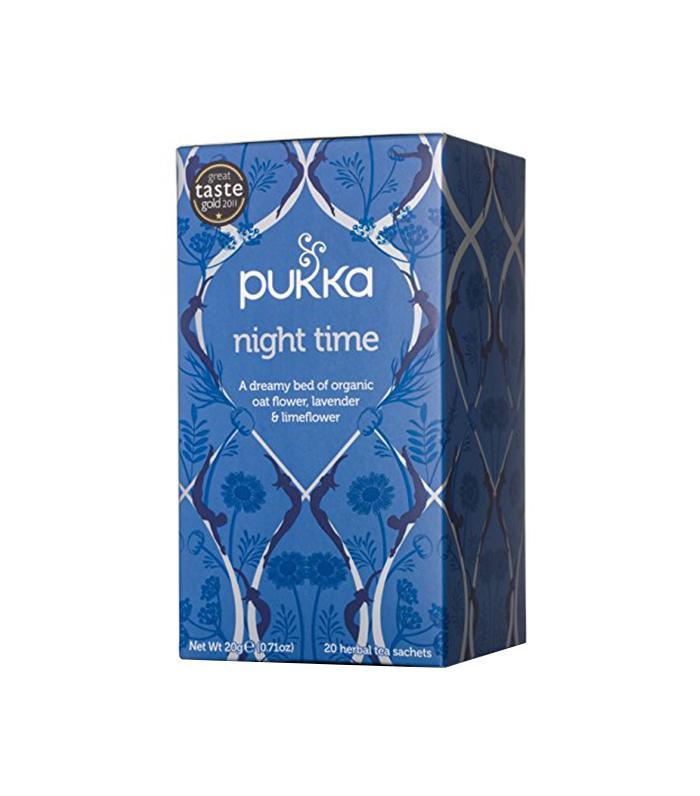 Night Time Tea by Pukka