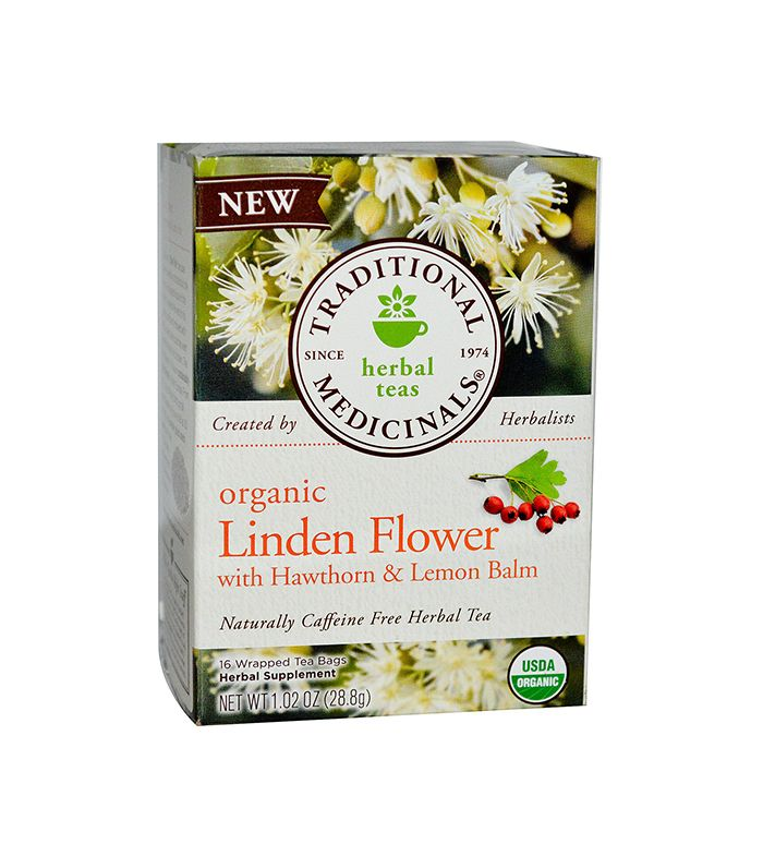 Linden Flower Tea by Traditional Medicinals