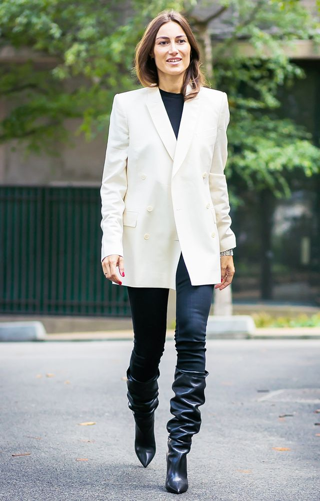 Slouch Boots, Street Style Trend