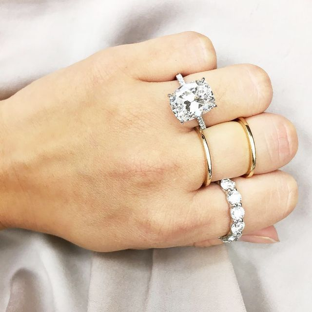Popular Engagement Ring Trends