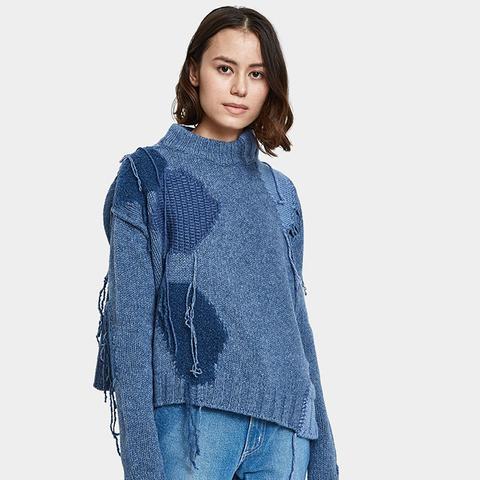 Ovira Patch Sweater