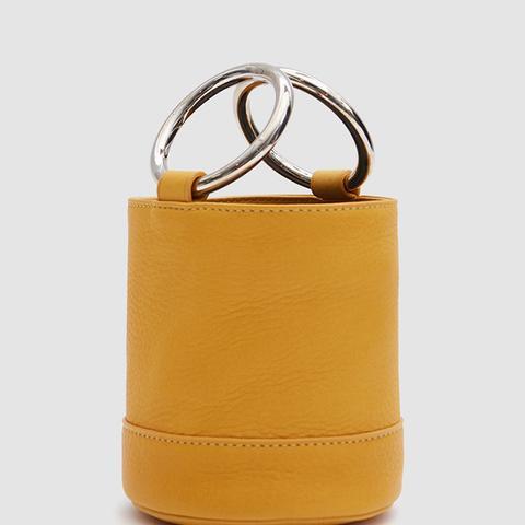 Bonsai 15 cm Bag in Saffron