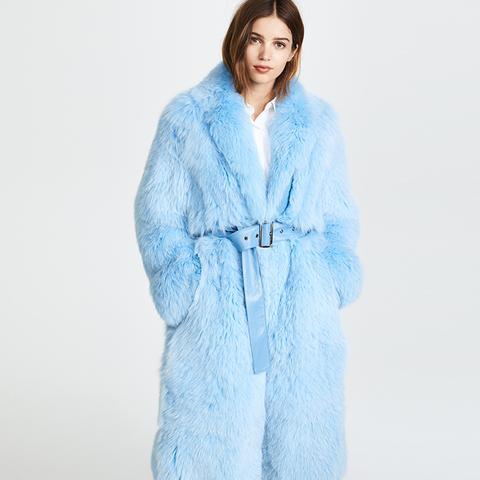 Lake Fur Coat