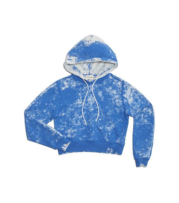 Cotton Citizen Milan Crop Pullover Hoodie