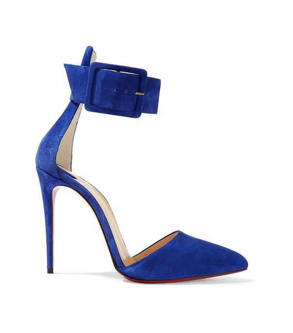 Harler 100 Suede Pumps