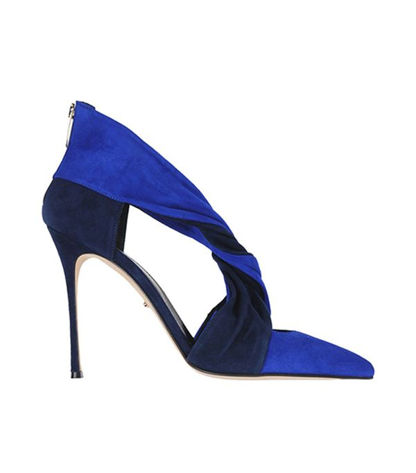 22 blue shoes to wear on your wedding day whowhatwear pumps junglespirit Image collections