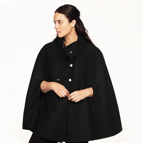 London Double-Breasted Cape